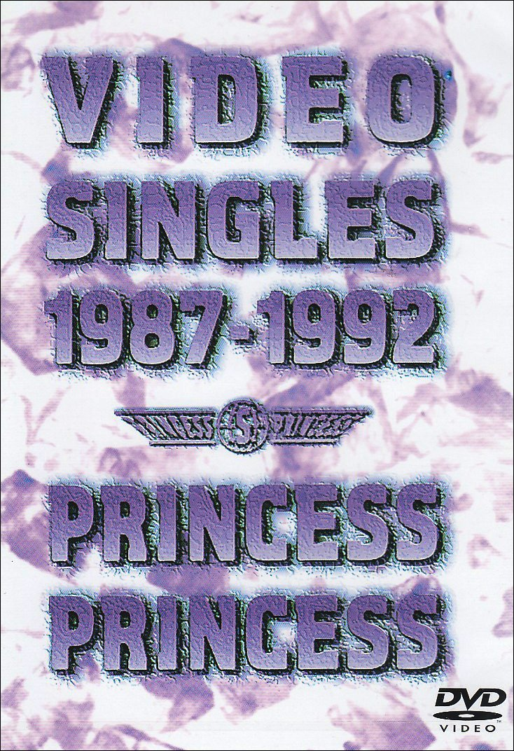 VIDEO SINGLES 1987-1992