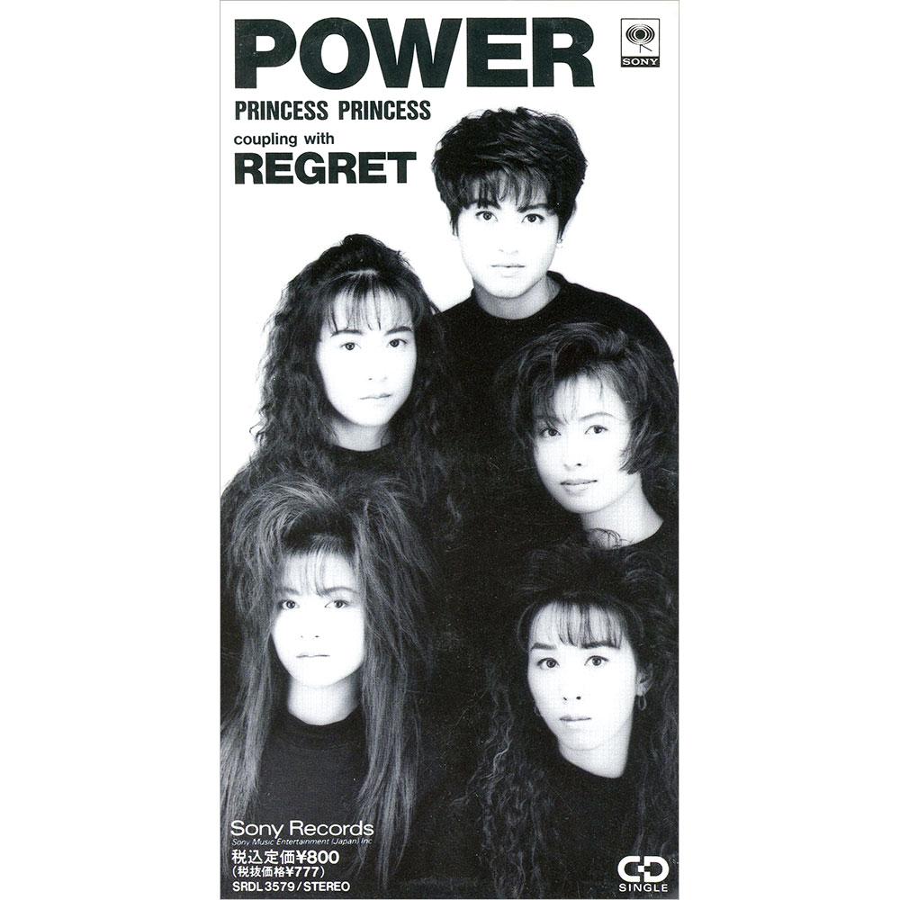 POWER/REGRET